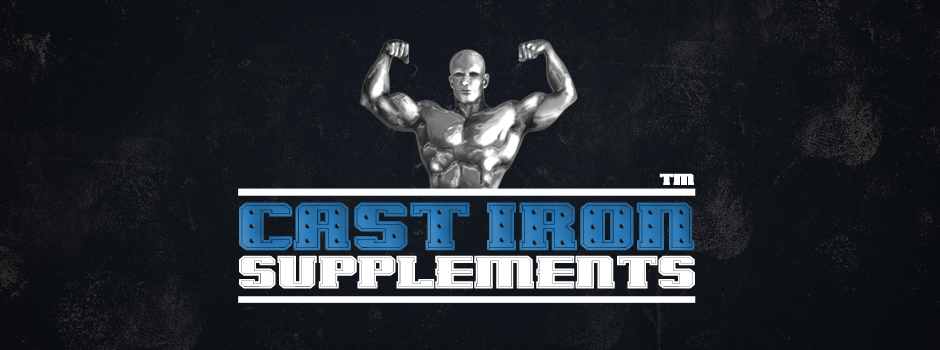 Cast Iron Supplements Logo