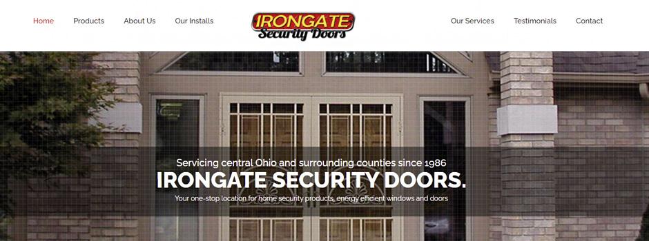 Irongate Security Doors